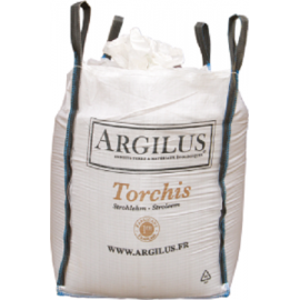 TORCHIS de REMPLISSAGE / Big Bag de 1 Tonne