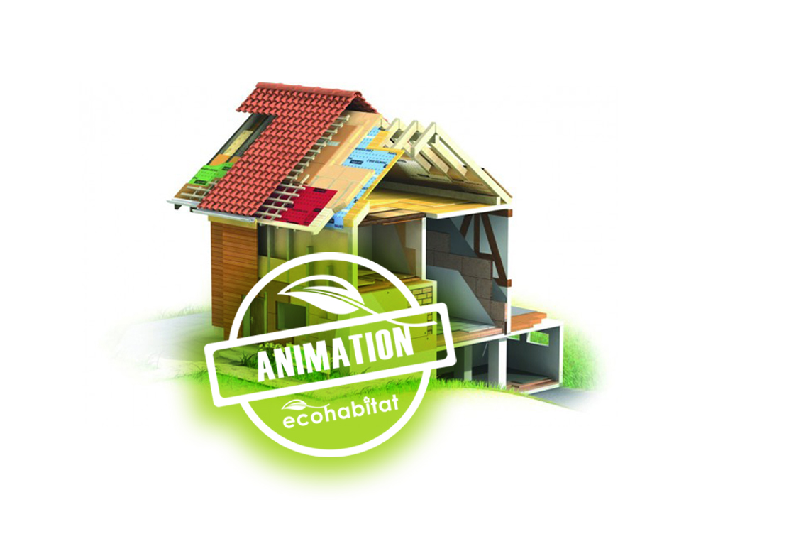 ISOLATION FIBRES DE BOIS ANIMATION GRATUITE
