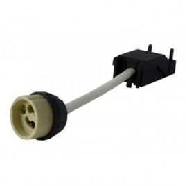 DOUILLE CERAMIQUE GU10 CL2 automatique avec câble