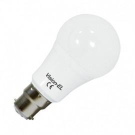 AMPOULE LED B22 Bulb 9W 3000°K 220°