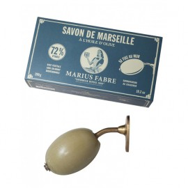 SAVON DE MARSEILLE À FIXER AU MUR - 290g