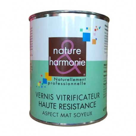 VERNIS VITRIFICATEUR BRILLANT NATURE ET HARMONIE