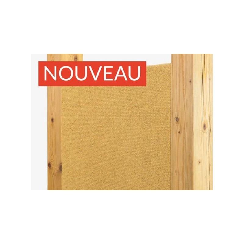 Panneau laine de bois thermoflex 50 kg m3 - Copeaux de bois prix au m3 ...
