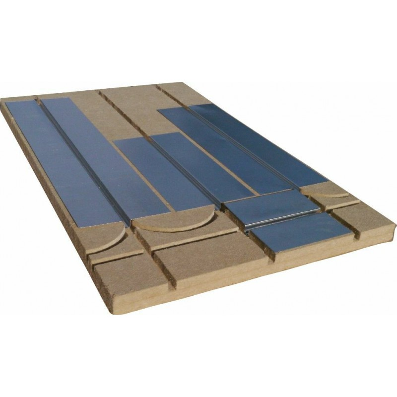 kit plancher chauffant caleosol tradi eco 40mm vendu au m. Black Bedroom Furniture Sets. Home Design Ideas