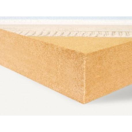 PANNEAU GUTEX THERMOWALL-L en fibres de bois pour ISOLATION par L'EXTERIEUR VENDU à la PLAQUE