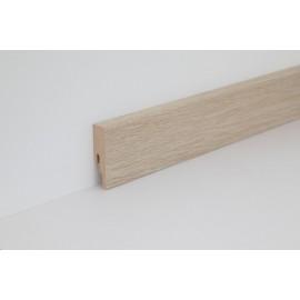 PLINTHES WINEO à CLIPSER / Dim : 2,38 m de longueur x 60 mm de hauteur x 16 mm d'épaisseur