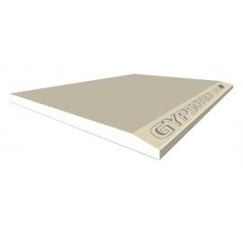 PLAQUE de PLATRE GYPSOTECH STANDARD en 13 mm d'épaisseur VENDU à la PLAQUE