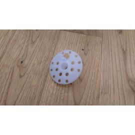 RONDELLE PLATE ISOLATION Diam : 60 mm